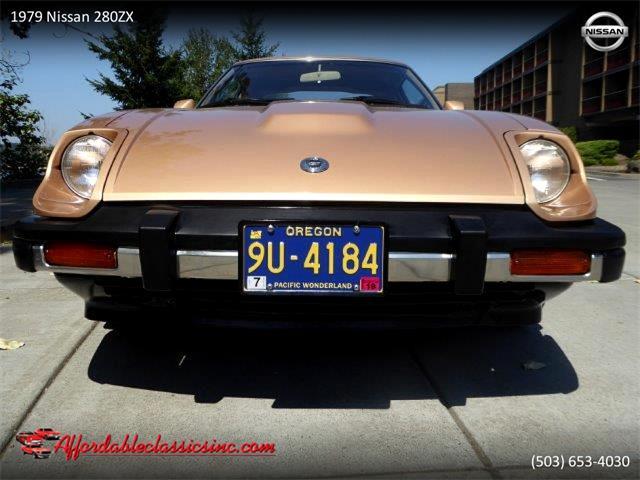 1979 Nissan 280ZX (CC-1433471) for sale in Gladstone, Oregon