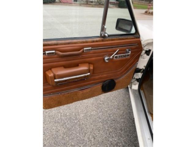 1984 Jeep Grand Wagoneer (CC-1433472) for sale in Tampa, Florida