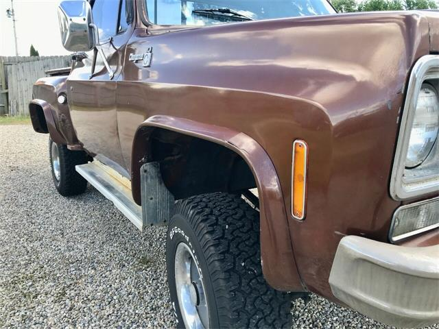 1978 Chevrolet C/K 10 (CC-1433476) for sale in Knightstown, Indiana