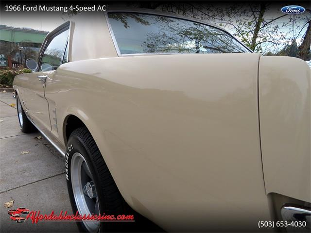 1966 Ford Mustang (CC-1433477) for sale in Gladstone, Oregon