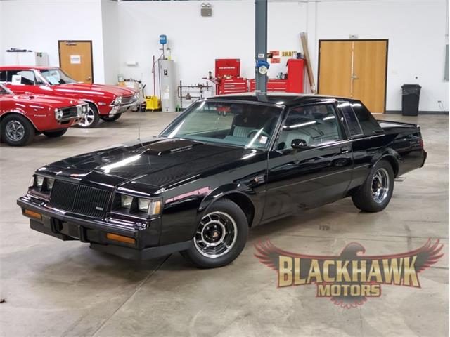 1987 Buick Regal (CC-1433483) for sale in Gurnee, Illinois