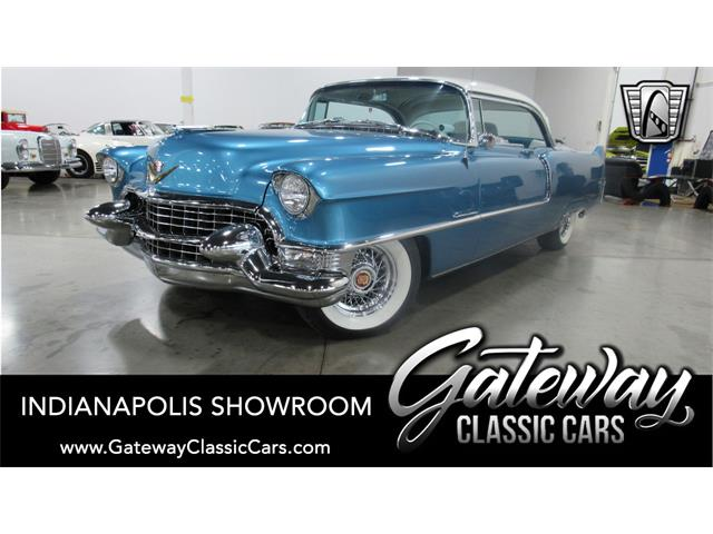 1955 Cadillac Coupe DeVille (CC-1430035) for sale in O'Fallon, Illinois