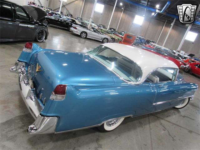 1955 Cadillac Coupe DeVille (CC-1430035) for sale in O'Fallon, Illinois