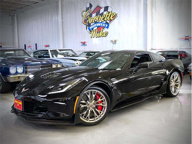 2015 Chevrolet Corvette (CC-1433501) for sale in Burr Ridge, Illinois