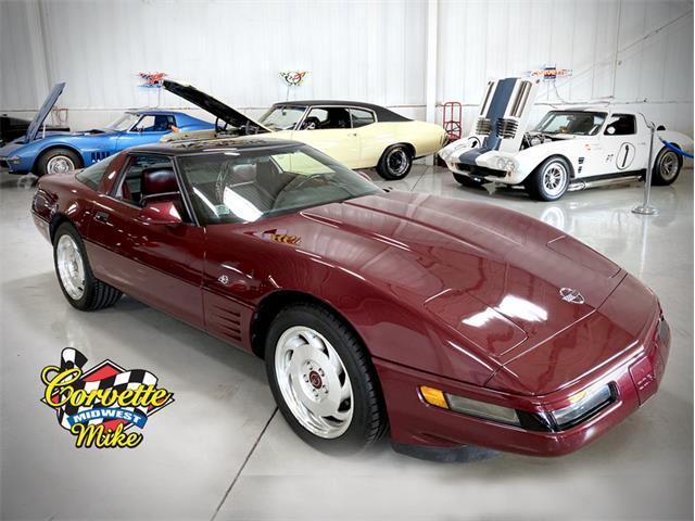 1993 Chevrolet Corvette (CC-1433506) for sale in Burr Ridge, Illinois