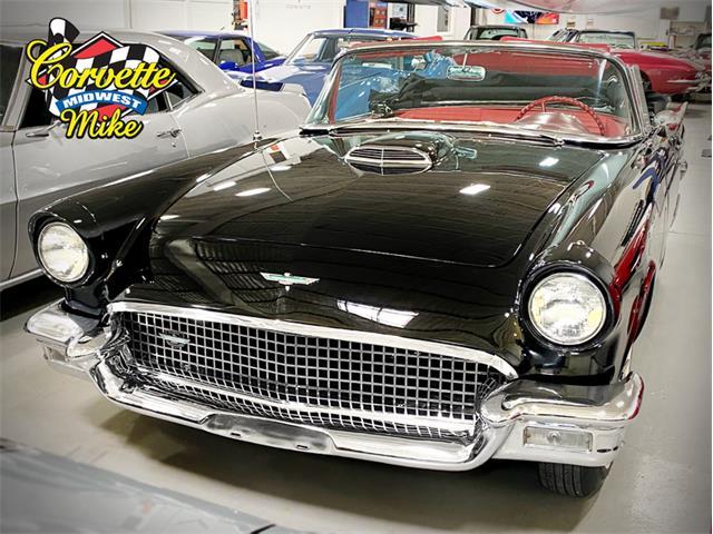 1957 Ford Thunderbird (CC-1433509) for sale in Burr Ridge, Illinois