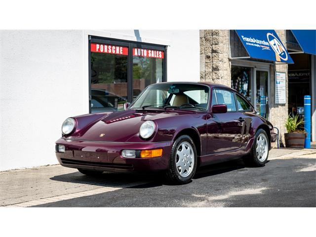 1991 Porsche 911 Carrera 2 (CC-1433510) for sale in West Chester, Pennsylvania