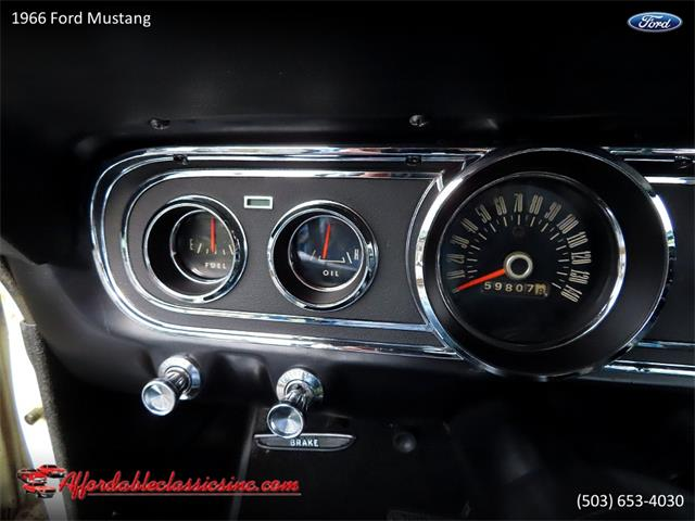 1966 Ford Mustang (CC-1433512) for sale in Gladstone, Oregon