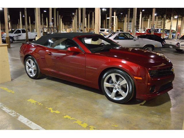 2011 Chevrolet Camaro (CC-1433516) for sale in Batesville, Mississippi