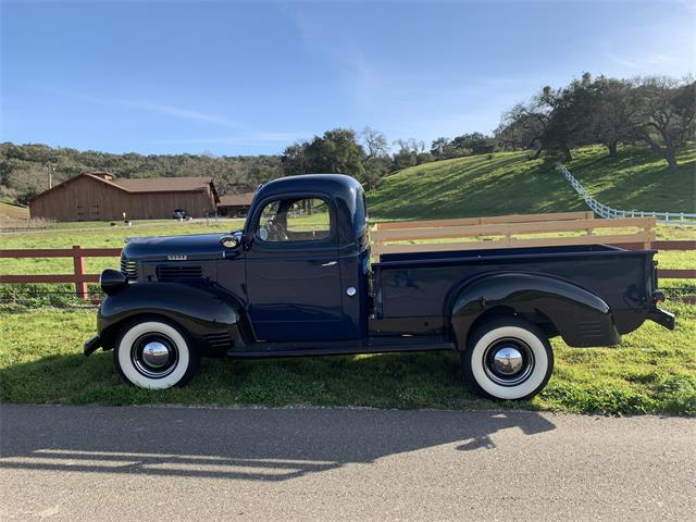 1939 To 1947 Dodge For Sale On Classiccars Com