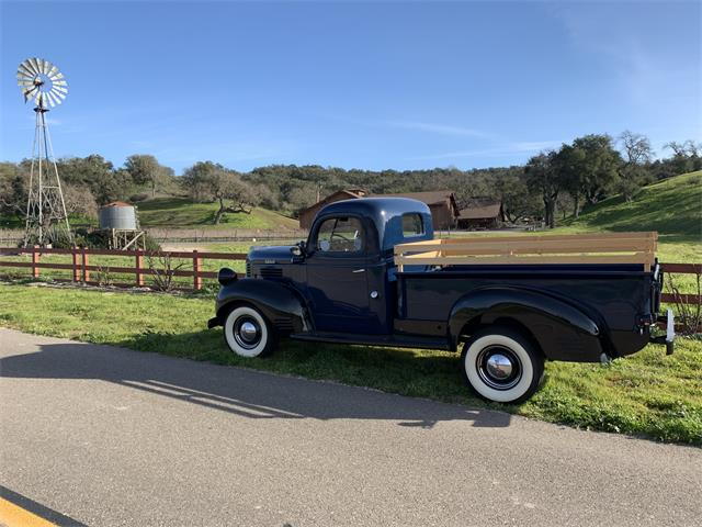 1947 Dodge Pickup (CC-1430352) for sale in Los Olivos , California