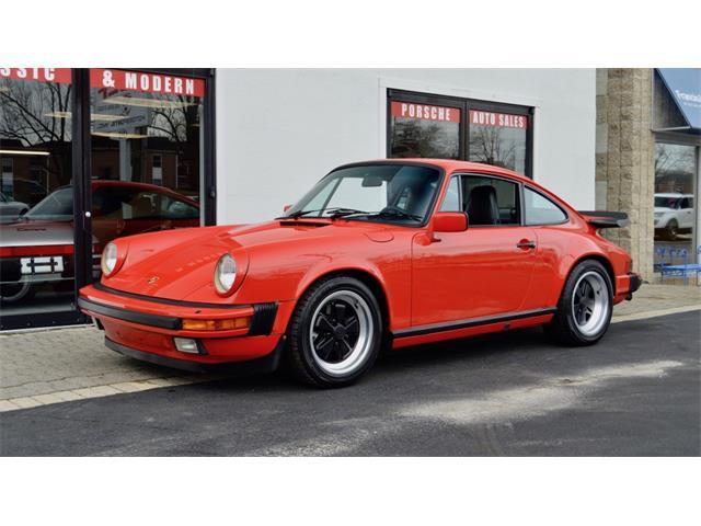 1985 Porsche Carrera (CC-1433522) for sale in West Chester, Pennsylvania