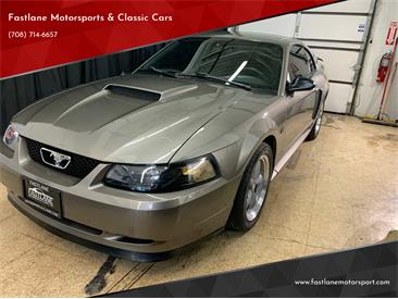 2002 Ford Mustang (CC-1433536) for sale in Addison, Illinois