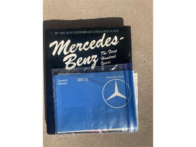 1984 Mercedes-Benz 380SL (CC-1433548) for sale in Phoenix, Arizona