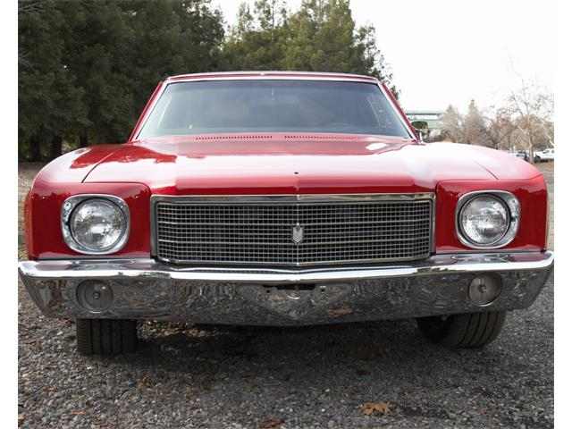 1970 Chevrolet Monte Carlo (CC-1433560) for sale in Roseville, California