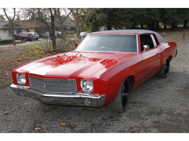 1970 Chevrolet Monte Carlo (CC-1433560) for sale in Roseville, California