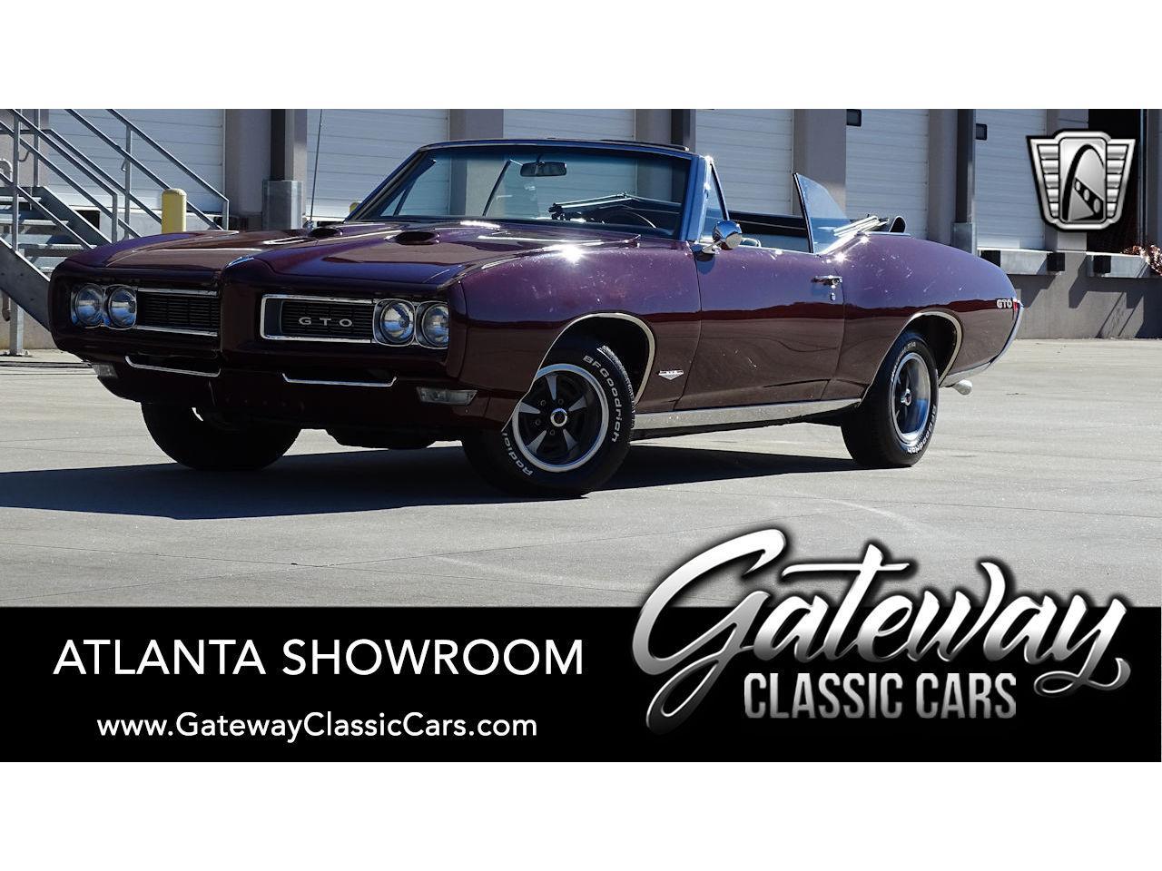 1968 Pontiac GTO (CC-1433569) for sale in O'Fallon, Illinois