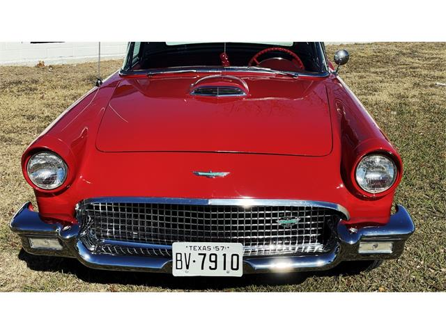 1957 Ford Thunderbird (CC-1430358) for sale in Dallas, Texas