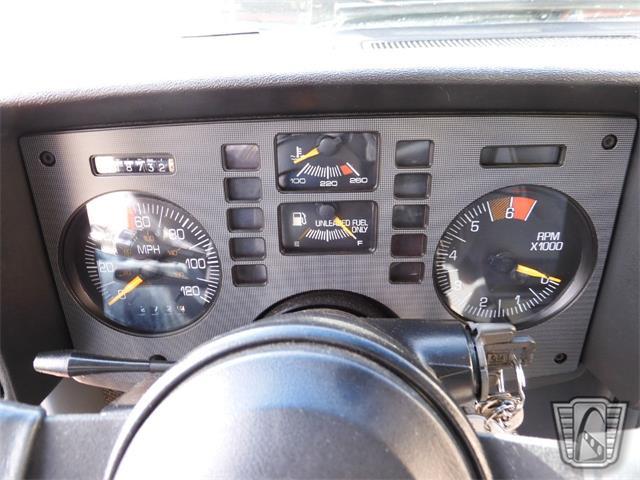 1988 Pontiac Fiero (CC-1433581) for sale in O'Fallon, Illinois