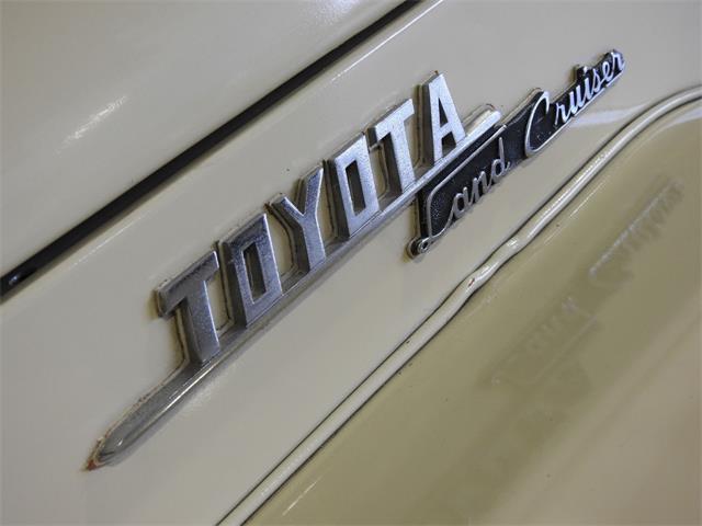 1967 Toyota Land Cruiser FJ40 (CC-1433584) for sale in O'Fallon, Illinois