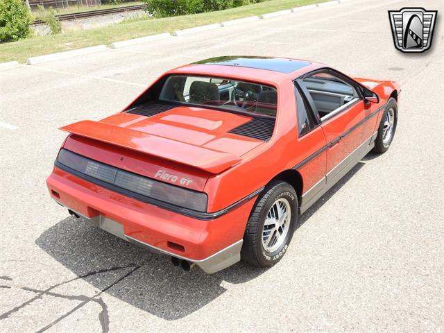 1985 Pontiac Fiero (CC-1433585) for sale in O'Fallon, Illinois