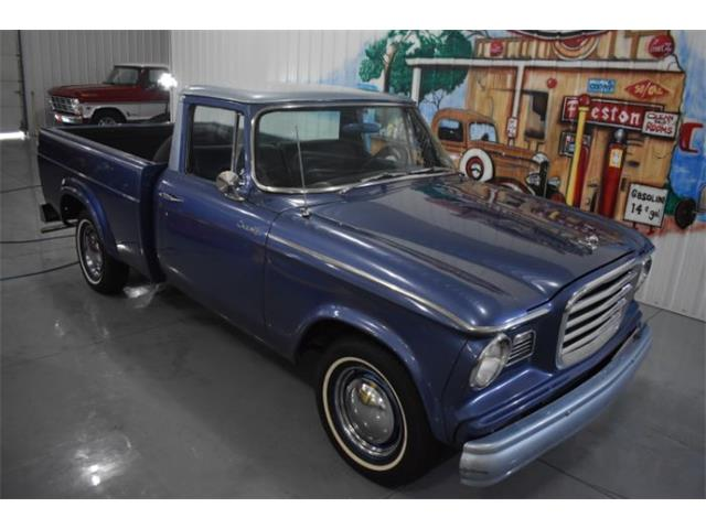 1961 Studebaker Champ (CC-1433613) for sale in Cadillac, Michigan
