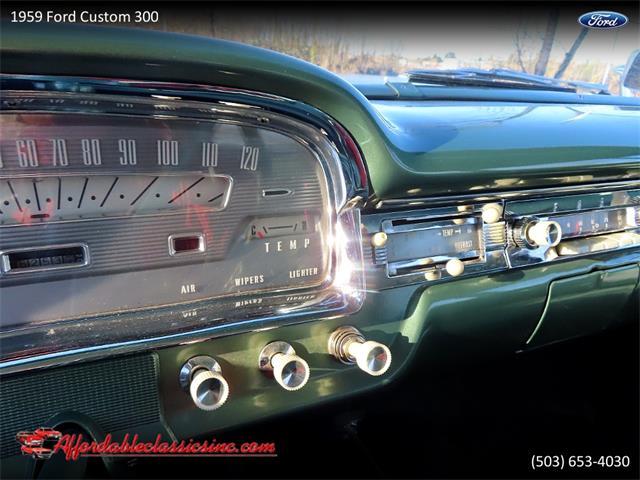 1959 Ford Custom 300 (CC-1433615) for sale in Gladstone, Oregon