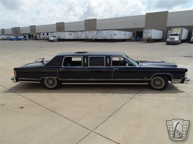 1979 Lincoln Continental (CC-1433625) for sale in O'Fallon, Illinois