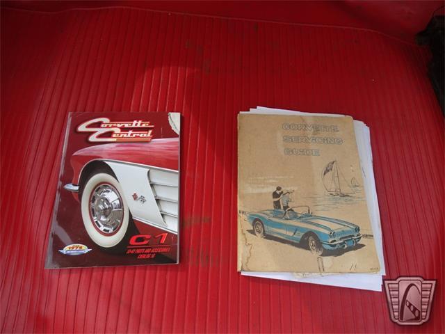 1962 Chevrolet Corvette (CC-1433626) for sale in O'Fallon, Illinois