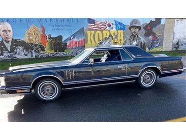 1979 Lincoln Continental (CC-1433629) for sale in Cadillac, Michigan