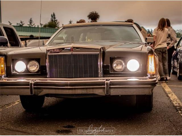 1978 Lincoln Continental (CC-1433632) for sale in Cadillac, Michigan