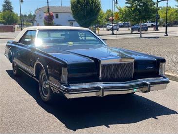 1978 Lincoln Continental (CC-1433632) for sale in Cadillac, Michigan