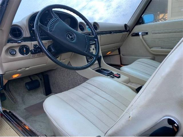 1973 Mercedes-Benz 350SL (CC-1433634) for sale in Cadillac, Michigan