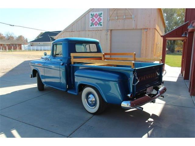1957 Chevrolet Pickup (CC-1433639) for sale in Cadillac, Michigan