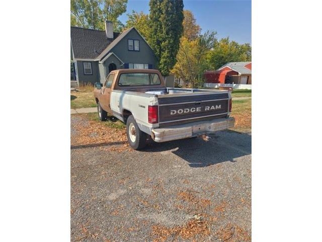 1986 Dodge Pickup (CC-1433640) for sale in Cadillac, Michigan