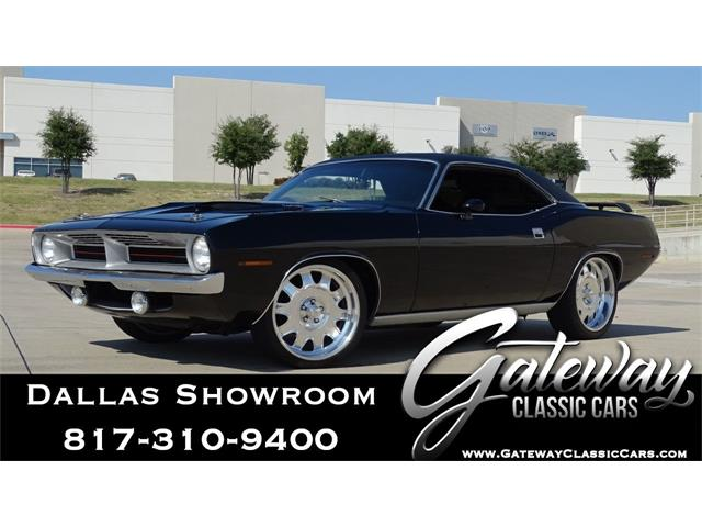1970 Plymouth Cuda (CC-1433641) for sale in O'Fallon, Illinois