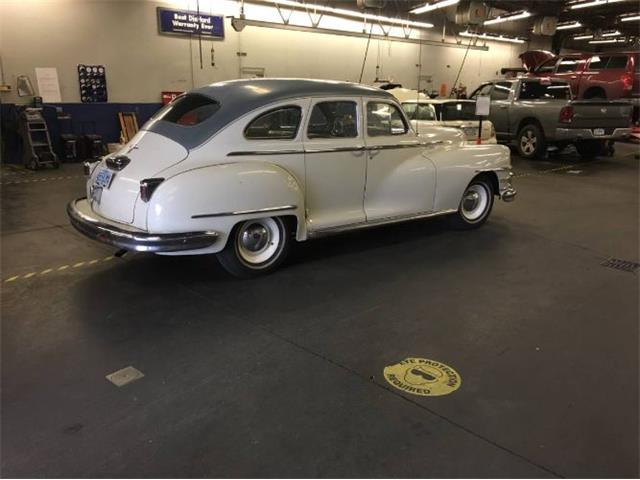 1948 Chrysler Windsor (CC-1433642) for sale in Cadillac, Michigan