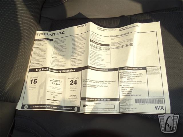 2009 Pontiac G8 (CC-1433646) for sale in O'Fallon, Illinois