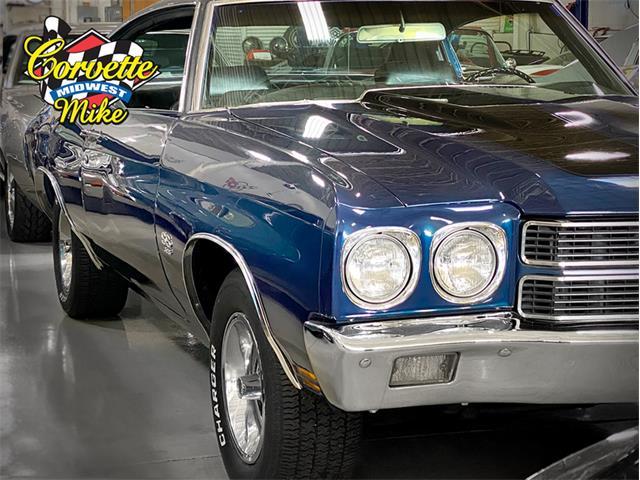 1970 Chevrolet Chevelle (CC-1433660) for sale in Burr Ridge, Illinois