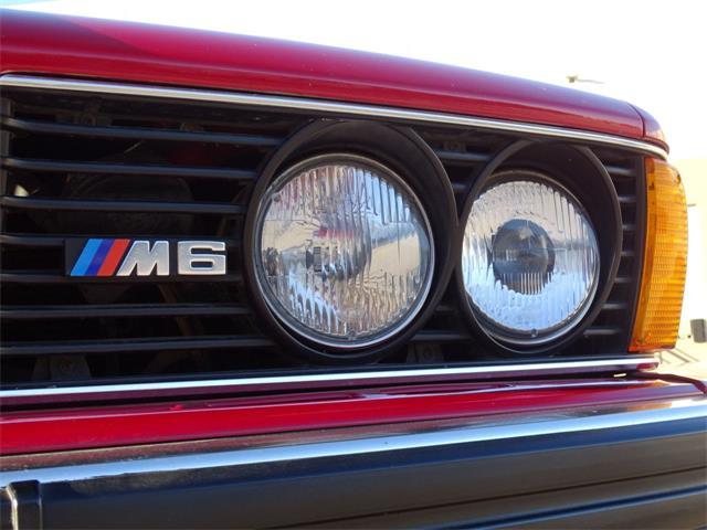 1988 BMW M6 (CC-1433669) for sale in O'Fallon, Illinois