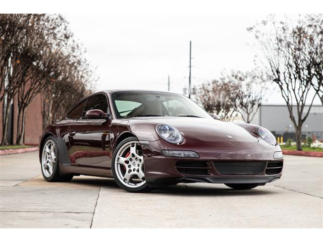 2007 Porsche 911 Carrera S (CC-1433673) for sale in Houston, Texas