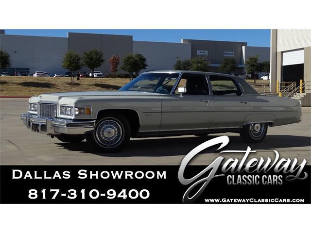 1975 Cadillac Fleetwood (CC-1433676) for sale in O'Fallon, Illinois