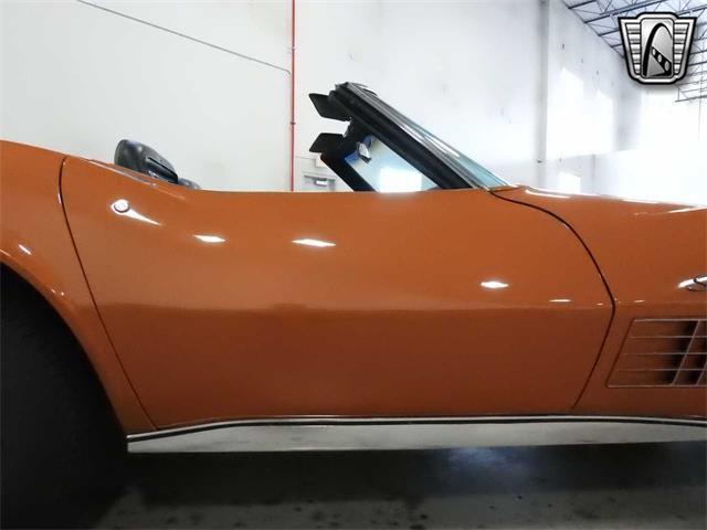 1971 Chevrolet Corvette (CC-1433695) for sale in O'Fallon, Illinois