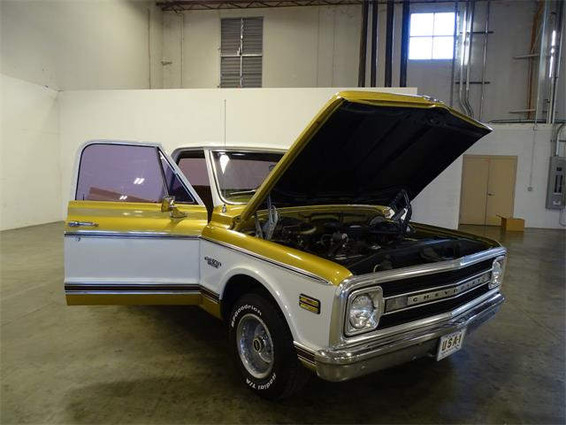 1969 Chevrolet C10 (CC-1433707) for sale in O'Fallon, Illinois