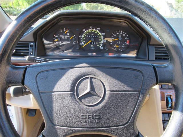 1995 Mercedes-Benz E320 (CC-1430371) for sale in Simi Valley, California