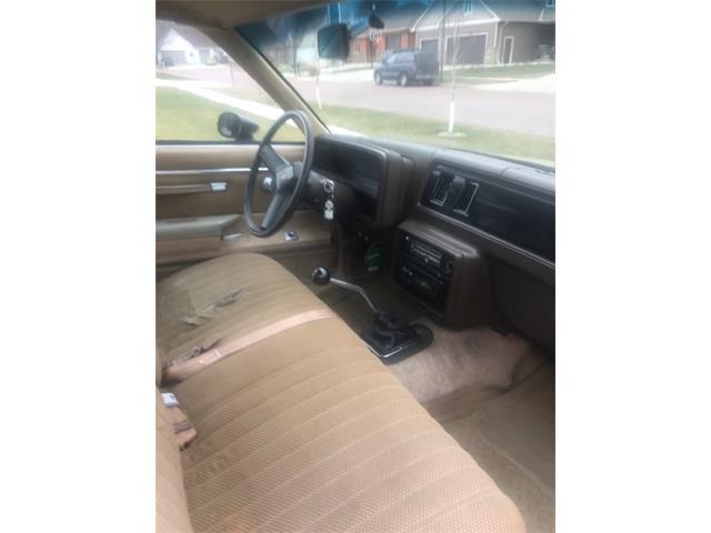 1981 Chevrolet El Camino (CC-1433719) for sale in Lennox , South Dakota