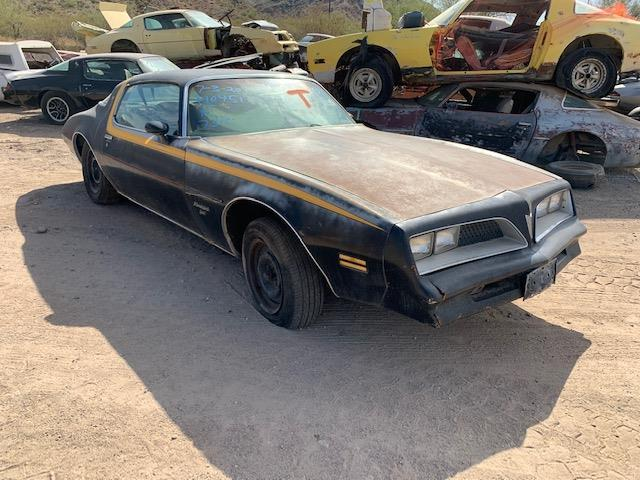 1978 Pontiac Firebird (CC-1433729) for sale in Phoenix, Arizona