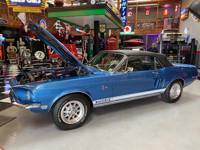 1968 Shelby GT500 (CC-1433734) for sale in San Carlos, California