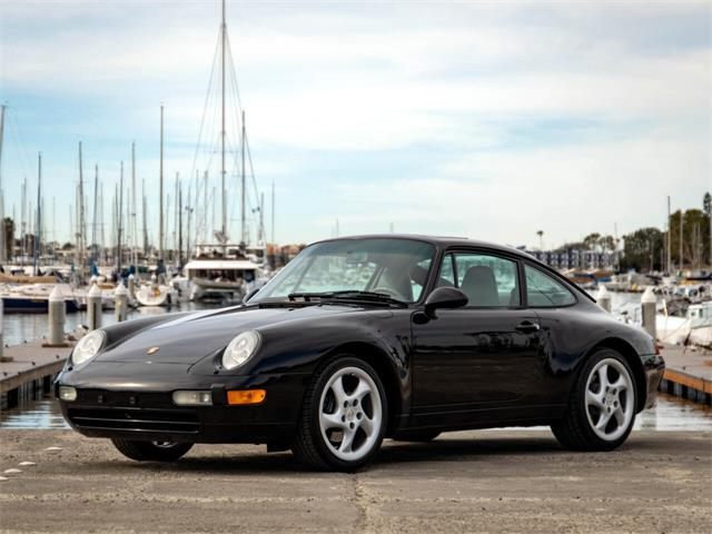 1997 Porsche 993 (CC-1433743) for sale in Marina Del Rey, California