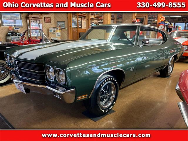 1970 Chevrolet Chevelle SS (CC-1433746) for sale in North Canton, Ohio